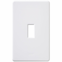 Fassada Single Gang Wallplates for Lutron Dimmers