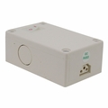 Hardwire Box with Rocker Switch for 3-Wire Lights