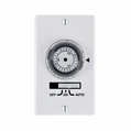 Intermatic 24-Hour Electromechanical In-Wall Timer