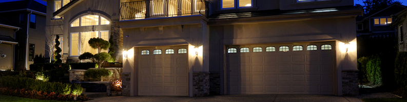 Brighten your home's curb appeal with landscape lighting