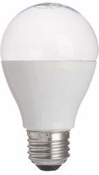 1.5 Watt - 25 Watt Replacement - Flashable LED Light Bulb - A19 - Litetronics
