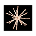 LED 3D Snowflake Rope Light Motif