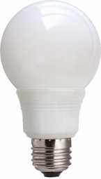 7 Watt - 40 Watt Replacement - Dimmable LED Light Bulb - A19 - Litetronics