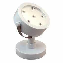 LED Battery Operated Adjustable Spot Light with Hi/Lo/Off Push Button