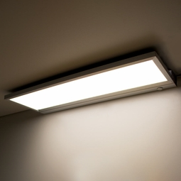LED LINE Edge Lit Aluminum Under Cabinet Task Lights