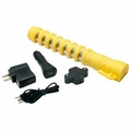 Yellow LED Emergency Baton Road Flares (3 Pack)