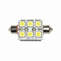 LED Festoon Base Light Bulbs