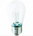 0.5 Watt - 11 Watt Replacement - Flashable LED Light Bulb - S14 Sign