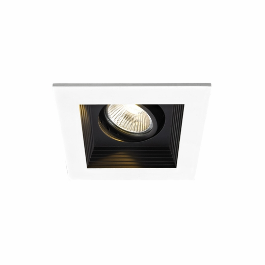 led non ic 1 light miniature multiple recessed spotlight. Black Bedroom Furniture Sets. Home Design Ideas