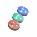 LED RGB Color Changing Puck Light Kits