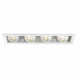 LEDme New Construction IC 4-Light Multiple Recessed Spotlight Kit