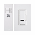 Lutron Maestro IR Dimmer with Remote for Line Voltage Lighting Systems