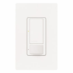 Lutron Maestro Occupancy-Vacancy Sensor Switch, Single-Pole