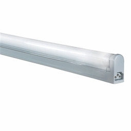 Microfluorescent T4 Grounded Light Fixture