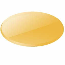 MR11 Yellow Colored Glass Light Filters
