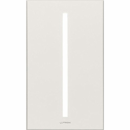 New Architectural Single Gang Wallplates for Lutron Dimmers