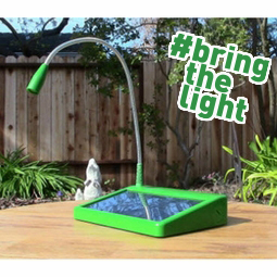 Unite to Light Portable Solar Light