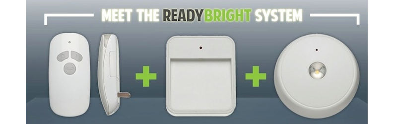 Meet the ReadyBright Power Outage System