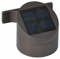 Solar LED Deck Sconce