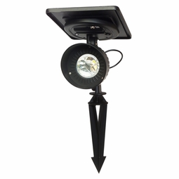 Solar LED Ultra Bright Spot Light with Detachable Panel