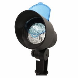 Solar LED Ultra Bright Spot Light with Color Filters