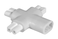 X Power Connector for LED Linkworks Linear Light Fixtures