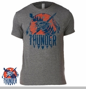 Oklahoma City Thunder T-shirt of the Month