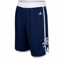 Oklahoma City Thunder adidas Revolution 30 Swingman Alternate Short - Navy - Click to enlarge