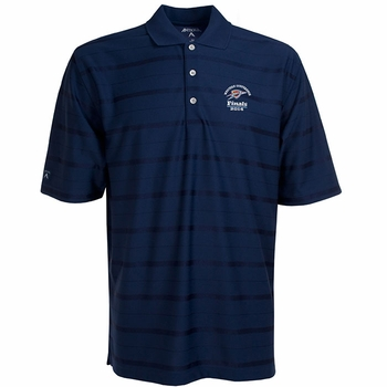 Oklahoma City Thunder Antigua 2014 Western Conference Finals Polo - Navy - Click to enlarge