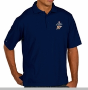 Oklahoma City Thunder Antigua 2016 NBA Playoffs Polo - Navy