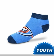 Oklahoma City Thunder Big Logo Socks - Blue