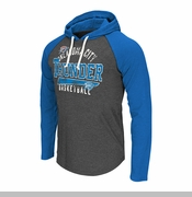 Oklahoma City Thunder Field of Play Jersey Hoodie - Grey