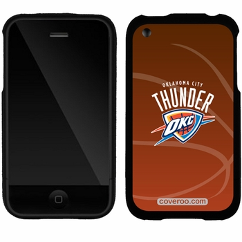 Oklahoma City Thunder iPhone 3G/3GS Full Color Design Coveroo - Click to enlarge