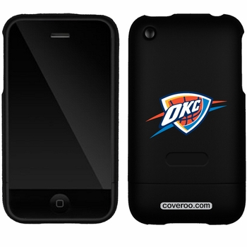 Oklahoma City Thunder iPhone 3G/3GS OKC Design Coveroo - Click to enlarge