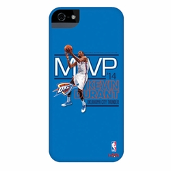 Oklahoma City Thunder Kevin Durant 2014 MVP iPhone 5 Case - Blue - Click to enlarge