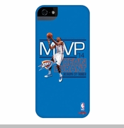 Oklahoma City Thunder Kevin Durant 2014 MVP iPhone 5 Case - Blue
