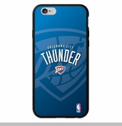 Oklahoma City Thunder Logo Coveroo Iphone 5/5s Case - Blue