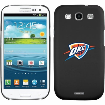 Oklahoma City Thunder - OKC design on Samsung Galaxy S3 Thinshield Case by Coveroo - Click to enlarge