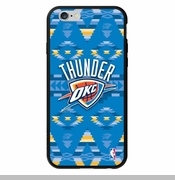 Oklahoma City Thunder Patterned Coveroo Iphone 5/5s Case - Blue
