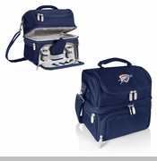Oklahoma City Thunder Picnic Time&reg Insulated Lunch Box