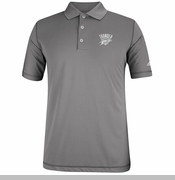 Oklahoma City Thunder Pure Motion Solid Polo - Grey