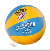 Oklahoma City Thunder Softee Ball