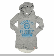 Oklahoma City Thunder Women's Edina Hoodie - Grey