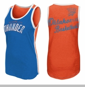 Oklahoma City Thunder Women's Home Game Tank Top - Blue
