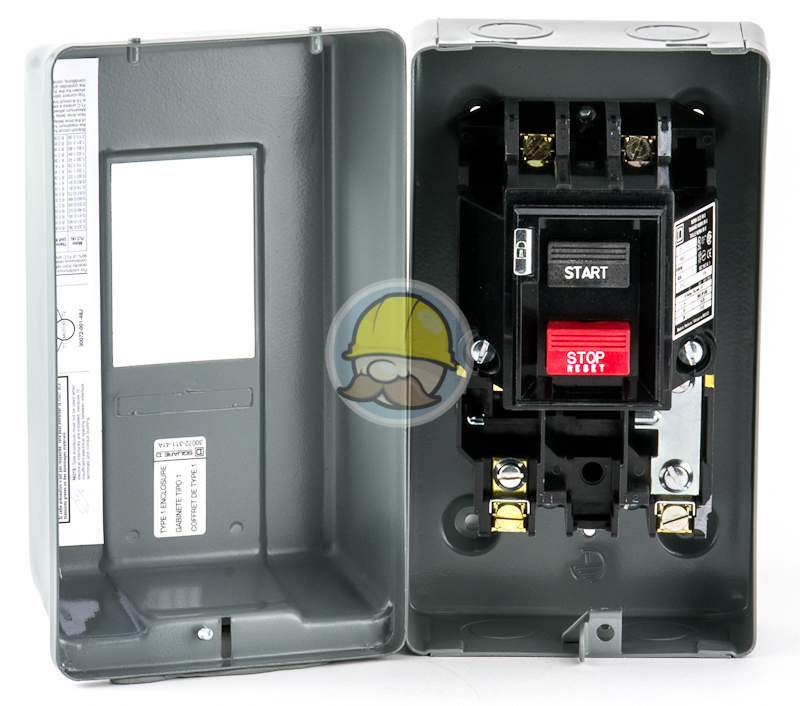 2510MBG1 Nema Manual Starter | Square D