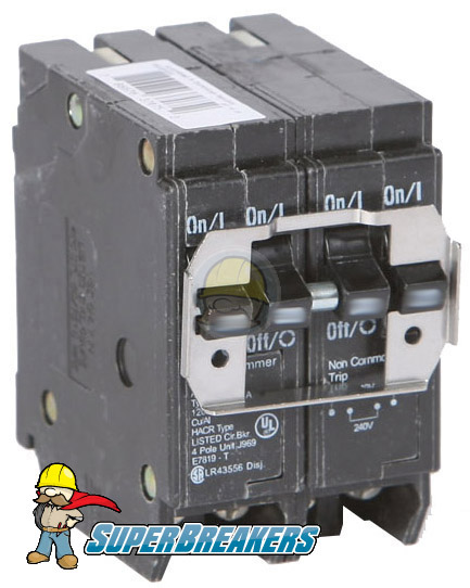 BQ2202115 Plug-On Circuit Breaker | Cutler-Hammer