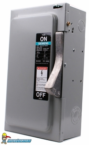 GF321N - Siemens / ITE Safety Switch