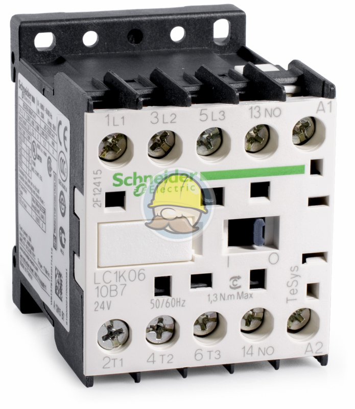 Lc1k0610b7 Square D Contactor Superbreakers Net