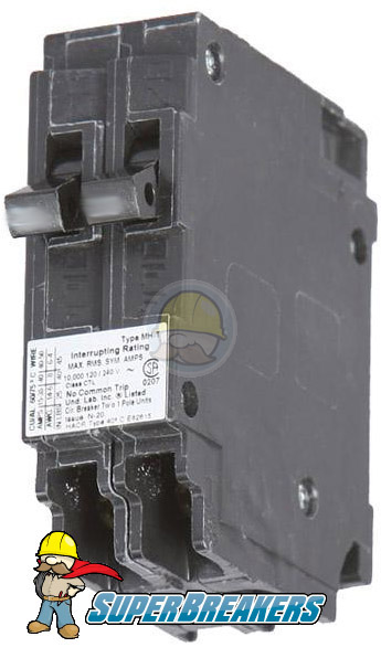 MP2020 Duplex Plug-In Circuit Breaker | Siemens