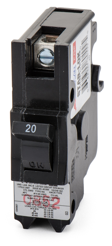 NA15 Federal Pacific - (NA-15) Circuit Breaker